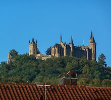 Hohenzoler castel - Germany by RAN Yaari