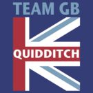 TEAM GB QUIDDITCH TEAM by WarnerStudio