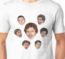 The Holy Seven Forms of Michael Cera Unisex T-Shirt