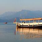 Marmaris Bay by Anton Gorlin
