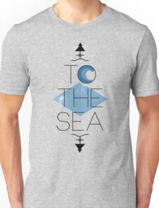 To the Sea Unisex T-Shirt