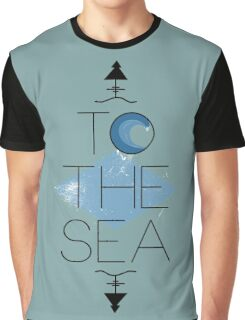 To the Sea Graphic T-Shirt