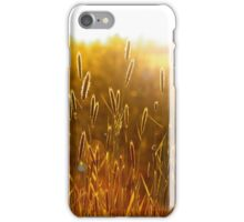 Sunset Grass iPhone case iPhone Case/Skin