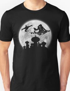 Full Moon over Agrabah T-Shirt
