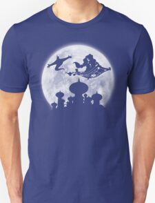 Full Moon over Agrabah T-Shirt