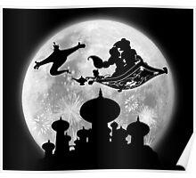 Full Moon over Agrabah Poster