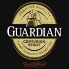 Centurion Stout! (Battlestar Galactica) by girardin27