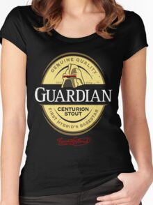 Centurion Stout! (Battlestar Galactica) Women's Fitted Scoop T-Shirt