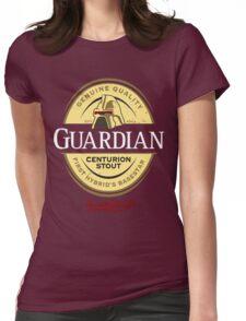 Centurion Stout! (Battlestar Galactica) Womens Fitted T-Shirt