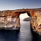 Azure Window - Gozo by refar