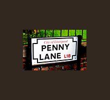 penny lane , Liverpool, England, sign Unisex T-Shirt