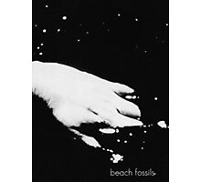 Beach Fossils Demos Photographic Print