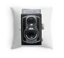 Weltaflex Camera Throw Pillow