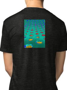 Custom Rug Tri-blend T-Shirt