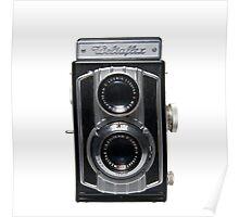 Weltaflex Camera Poster