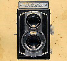 Weltaflex TLR Camera by Nigel Bangert