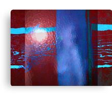 Alternate Reality Meets Naked Truth Canvas Print
