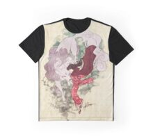 Wild Dogs and Red Capes Graphic T-Shirt