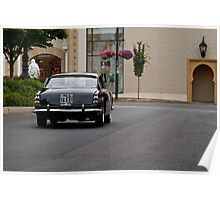1962 Ferrari 250 GTE Poster