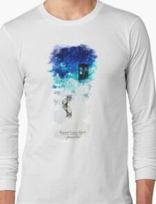 Beyond the clouds Long Sleeve T-Shirt