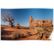 Turret Arch landscape Poster