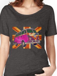 VDub Camper Jack Women's Relaxed Fit T-Shirt