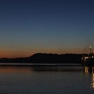 Sailing to Kennacraig by photobymdavey