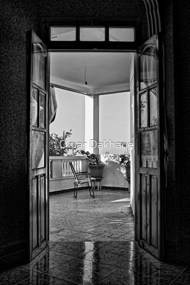 The Balcony by Omar Dakhane