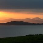 Jura Sunset by photobymdavey