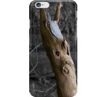 bird eating dragon very rare  iPhone Case/Skin
