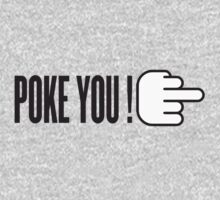 Poke you by WAMTEES