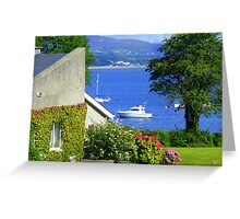 Ireland When The Sun Shines Greeting Card