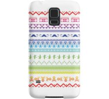 Hipster patterns Samsung Galaxy Case/Skin