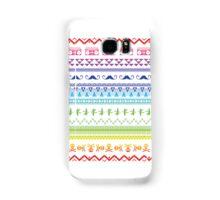Hipster patterns Samsung Galaxy Case/Skin