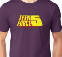 Teen Force 5 Logo Tee Unisex T-Shirt