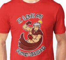 I Love My Punch Husband Unisex T-Shirt