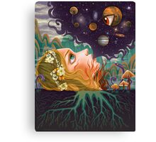 Another Dimension Canvas Print