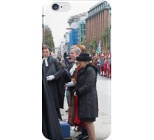 Lord Mountevans, the Rt Hon the Lord Mayor of London iPhone Case/Skin