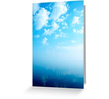 Mirror Effect Greeting Card