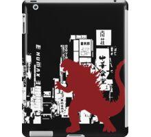 TokyoZilla iPad Case/Skin