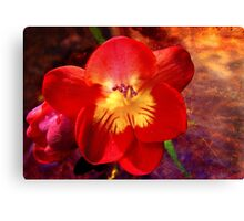 Riotous Spring Canvas Print