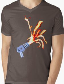 Raygun Mens V-Neck T-Shirt