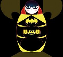 Bat Tiny 2 by Eva Nev