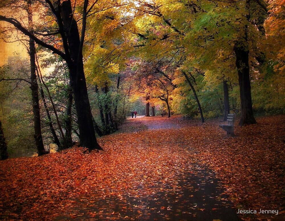 Autumn Stroll by Jessica Jenney