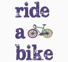 Ride a bike Kids Clothes
