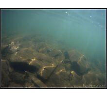 331/365 Goodnight, water world. Photographic Print
