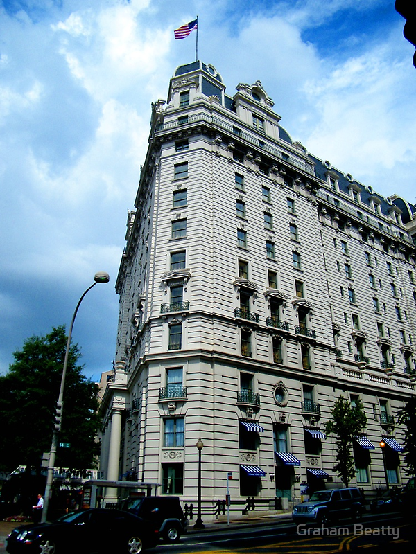 Corner Building, Washington, D.C. by Graham Beatty