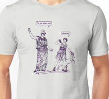 GODDESS STATUS 3D Unisex T-Shirt