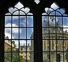 Bodleian Library by hans p olsen