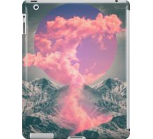 Ruptured Soul (Volcanic Clouds) iPad Case/Skin